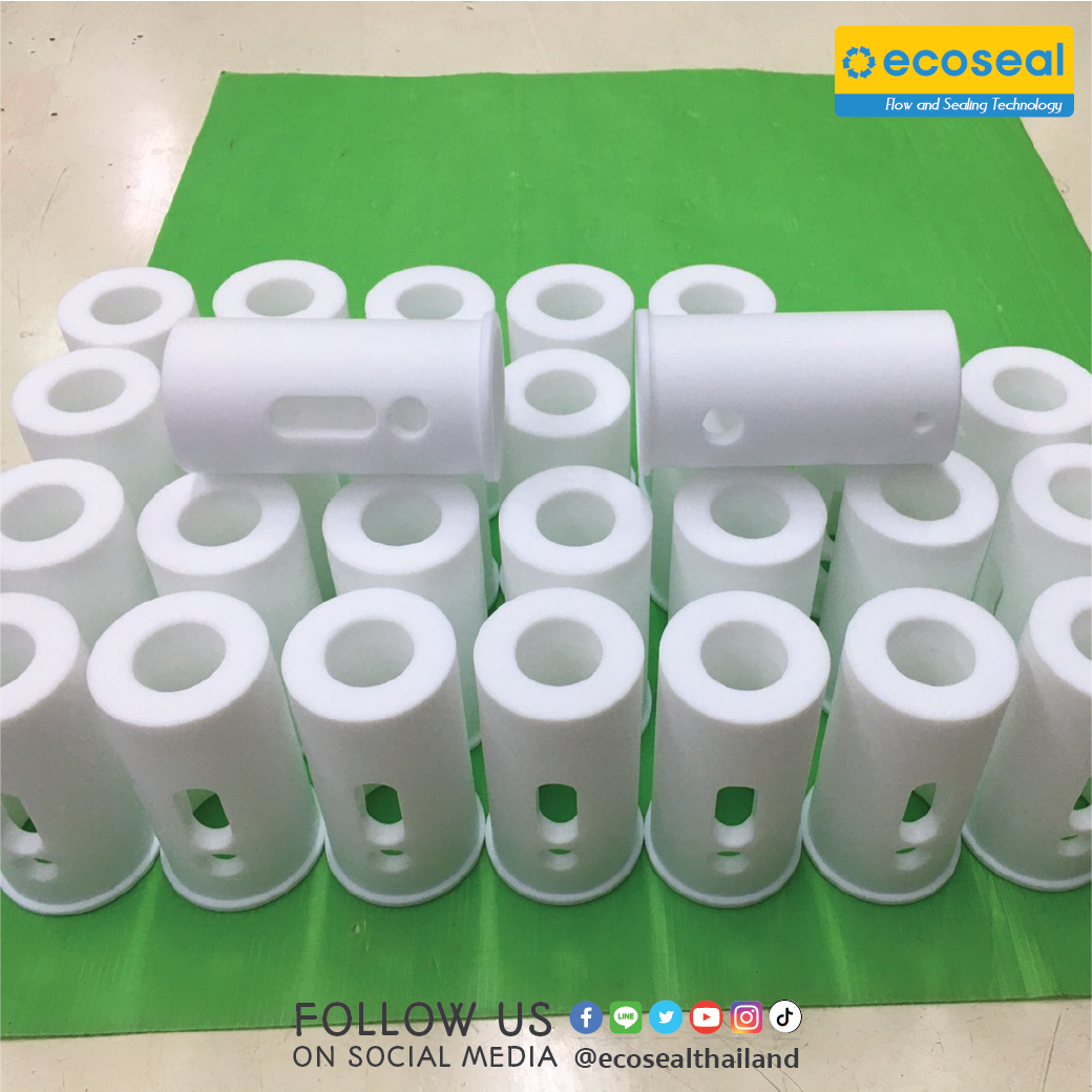 Engineering Plastic MACHINED PLASTIC PARTS