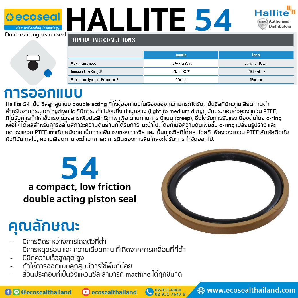Hallite 54