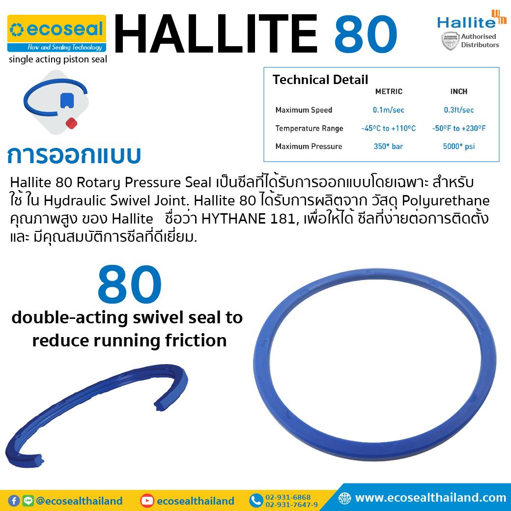 Hallite 80